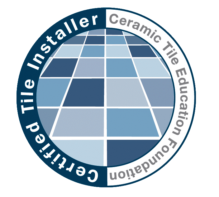 Certified Tile Installer & Ceramic Tile Education Foundation Logo